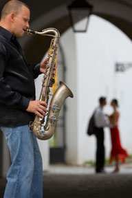 saxplayer